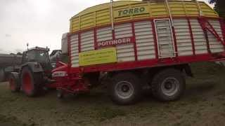Silage in Shropshire 2014