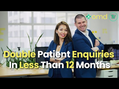 7 Steps To Double Patient Enquiries In Less Than 12 Months - Masterclass