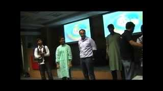 Adobe Idol 2009---Prize distribution, Ae Nazneen Suno na...