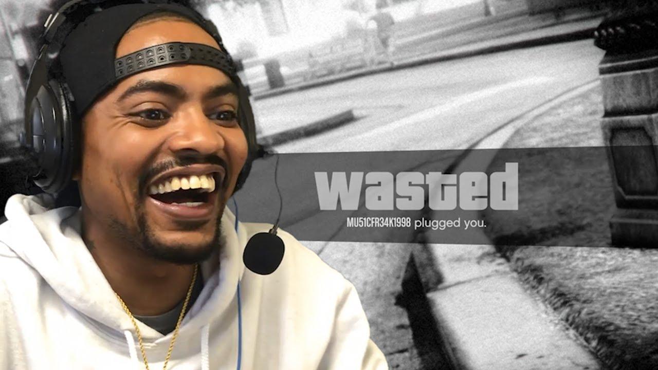 Opzoek naar.. 🔫  in GTA 5 - Grand Theft Auto V