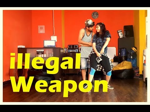 illegal Weapon dance | JASMINE SANDLAS...