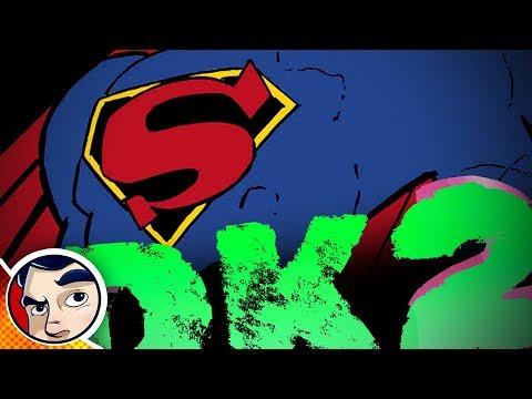 """Dark Knight Strikes Again """"Joker's return"""" - InComplete Story"""