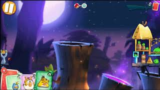 Beat The Daily Challenge King Pig Panic Completed in Angry Birds 2 wednesday(1)
