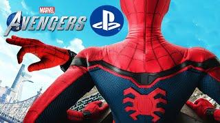 Marvel's Avengers Game | SPIDER-MAN LEAKED!