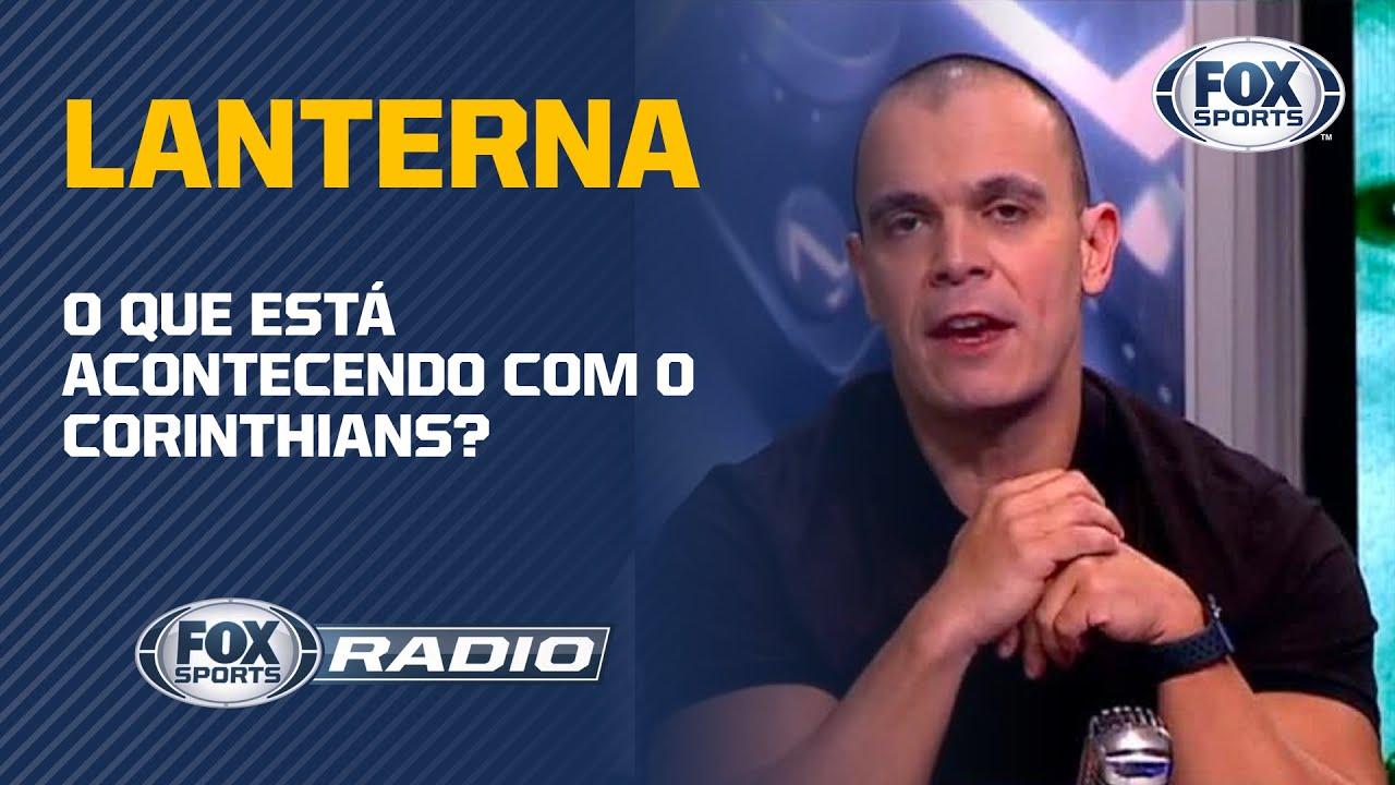 O QUE ESTÁ ACONTECENDO COM O CORINTHIANS? Veja debate no 'FOX Sports Rádio'