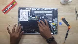 lenovo ideapad 330S 15ikb Ram and Hard disk Upgradation | JUST 5 MINUTES
