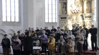 Cottbus singt! Verkaufsoffener Sonntag 02.11.2014