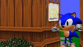 Sonic's Schoolhouse (PC) Playthrough - NintendoComplete