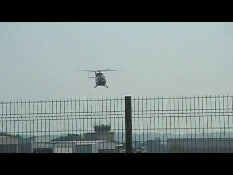 University of Cincinnati Medical Center AirCare Eurocopter at Lunken Municipal Airport (KLUK)