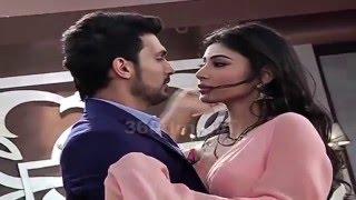NAAGIN   Ritik And Shivanya During Love Making Scene   Latest Updates