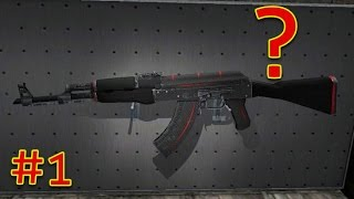 CS:GO Trade-up Contract - AK-47 RedLine?! #1