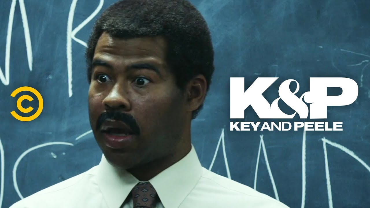 This Substitute Teacher Is Not Messing Around - Key & Peele