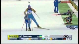 Лучшая гонка Елены Пидгрушной в карьере