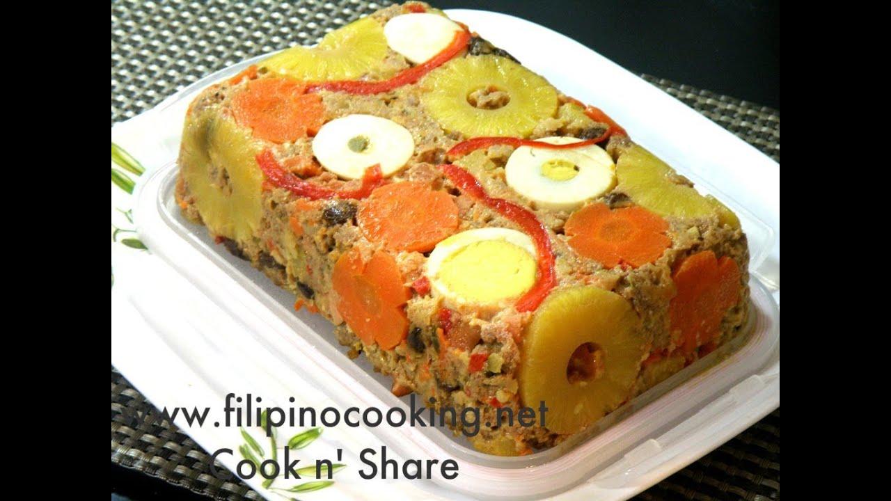 Panlasang Pinoy Food Recipe
