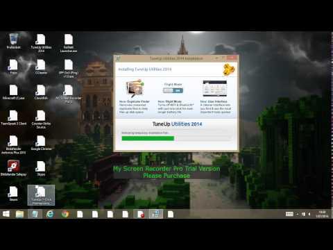 Tune-Up Utilities 2014 ⌠Product Key⌡ | Doovi