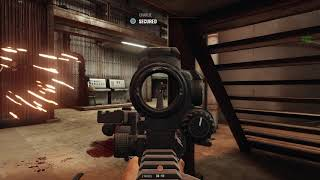 Insurgency Sandstorm Single Player Gameplay Ultra Settings Gore Refinery Map No Commentary GTX 1080