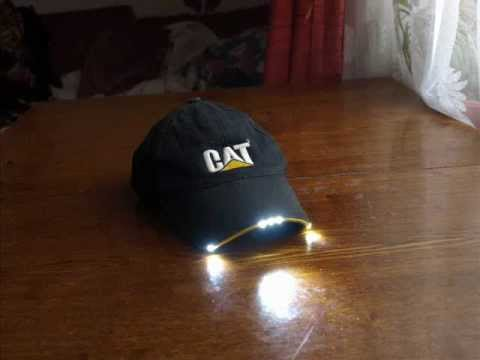 Homemade 5 Led Cap - YouTube a71900be452d