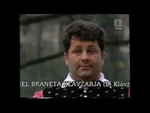 Ans  Braneta Klavžarja - Lažnivček moj - L. 1999