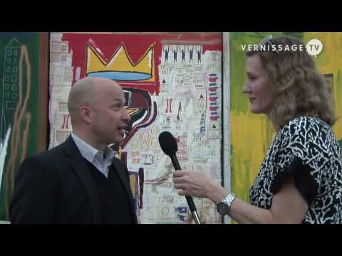 Sam Keller on Jean-Michel Basquiat at Fondation Beyeler