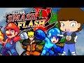 SUPER SMASH FLASH 2 - ConnerTheWaffle
