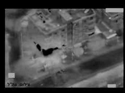 Israeli Airstrikes 12