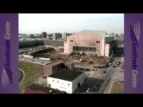 Scottrade Center 20th Anniversary - Demolition of Kiel Auditorium