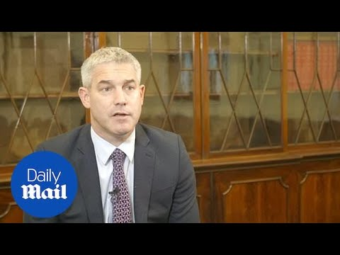 Stephen Barclay: 'we're very keen to reach an ambitious FTA'