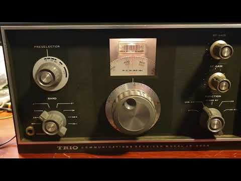 Trio Jr500se- Amazing, She Works!!!