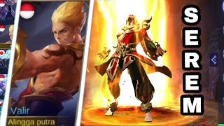valir hero baru mage paling kuat di ml mobile legend indonesia