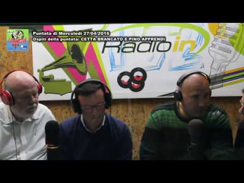 L'ALTROPARLANTE - MAURO FASO - RADIO IN: Puntata di mercoledì 27/04/2016