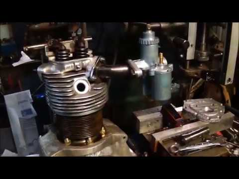 Antique Motorcycle Engine Build (Replica) Part 29 Intake Manifold