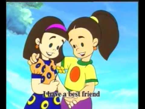 My Best Friend - Childrens Song