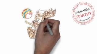 Нарисованные карандашом собаки  Как нарисовать собаку для начинающих поэтапно