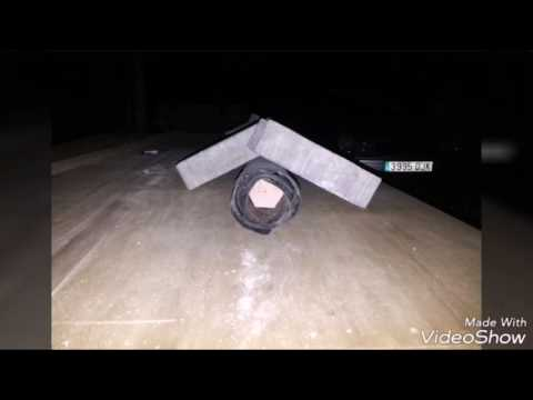 Super Skipjack Maderuelo 3. Construcción de los palos