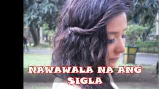 SABIHIN MO NAMAN-KRIS LAWRENCE LATEST SONG (2013) FULL HD COMPLETE MV.