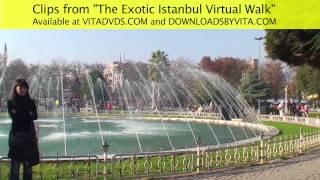 Exotic Istanbul Virtual Walk