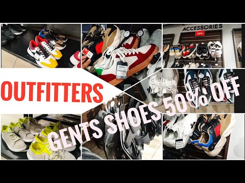 Gents Shoes Variety At Outfitters Factory Outlet Flat 50% Off #outfitters #factoryoutlet #sale