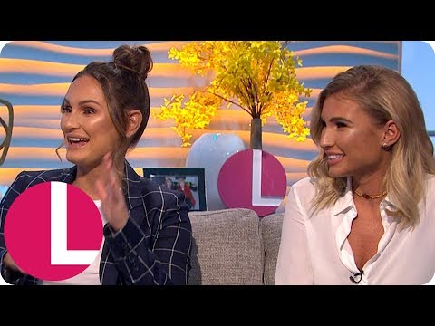 Sam Faiers Opens Up About Living With Crohn's Disease  Lorraine