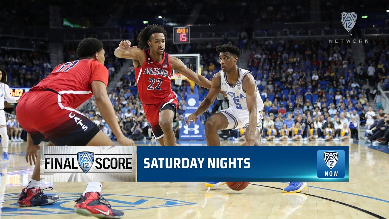 Pac-12 Basketball: UCLA Alone in First Place