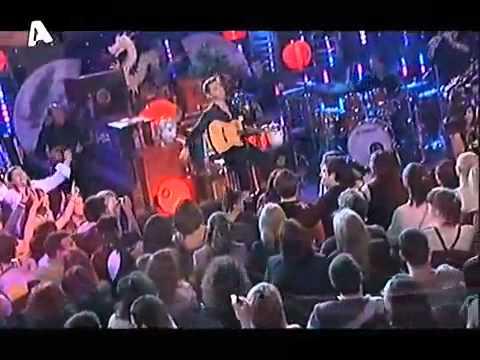 Mixalis Hatzigiannis - Den fevgo (I won't leave) with English subs