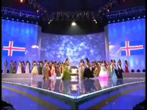 Miss World 2005 Crowning Moment