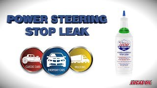 Lucas Power Steering Stop Leak