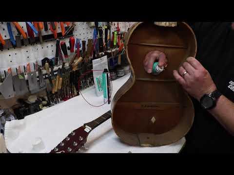 現貨供應  GB-PPPTXT Gluboost Pinpoint + Extender Kit 噴罐 吉他 修復 維修