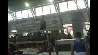 Соревнования по спортивной гимнастике(мальчики)