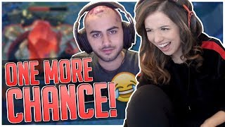 POKI GIVES MOE ANOTHER CHANCE!   Duo w/ Yassuo!