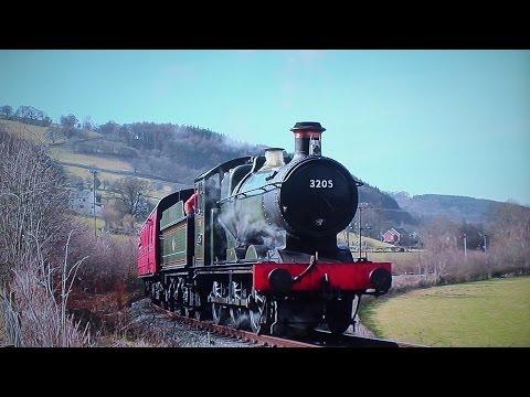 Llangollen Railway - Steel Steam & Stars IV - 2015
