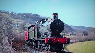Llangollen Railway - Steel Steam & Stars IV - 2015