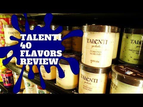 Talenti Gelato Review