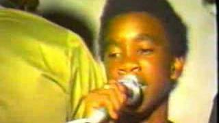Little Kirk Live at Wha Dat (12 years old)