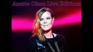 Anette Olzon - Like a Show Inside My Head (Live at Helsingborg Arena on 30.11.2012)